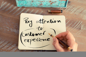 customer's point of view