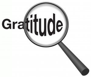 gratitude magnified
