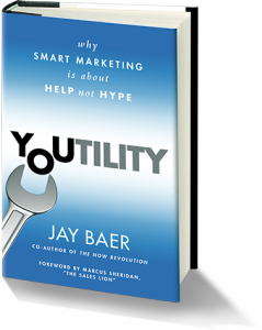 Youtility, how being useful is today's marketing secret
